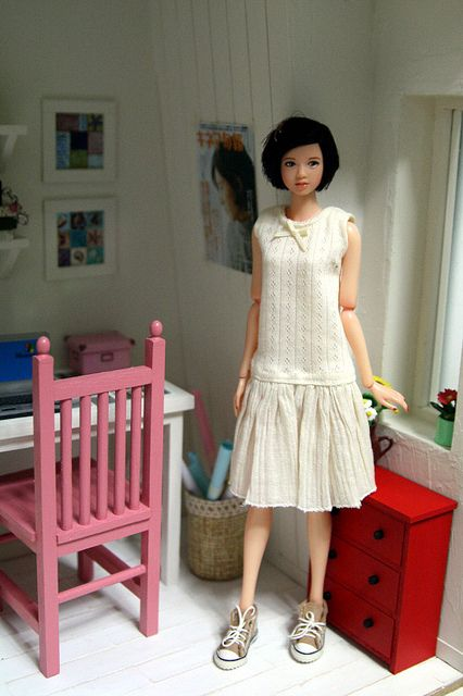 girl's mission by mini_GamJa, via Flickr