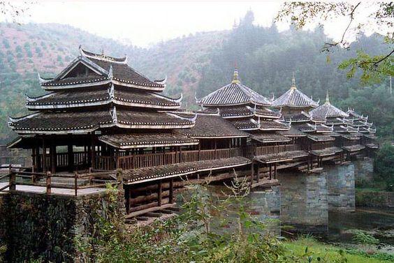 Chengyang Bridge - China