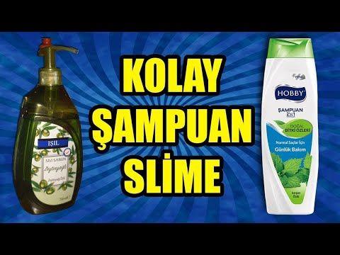 Hobby Sampuan Ile Slime Nasil Yapilir Slaym Tutkalsiz Borakssiz Oyuncak Hediye Tv Youtube Hediyeler Oyuncak Kendin Yap Ve El Sanatlari