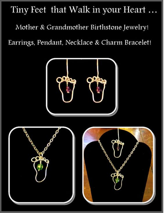 Mother birthstone jewelrybirthstone by SpecialMomGifts on Etsy
