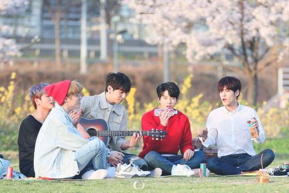 13 DAY6 Songs That Are Perfect For Lovely Spring Days