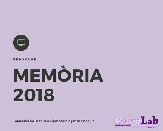 Memòria PenyaLab 2018