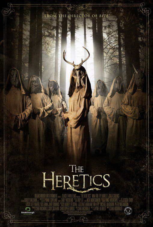 The Heretics 2017 Movie Review Horror Movie Posters New Movie