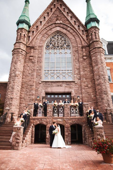 Love The Architecture At Chapel Hill A Beautiful Ceremony Venue In Rochester Ny Jenny Berliner Photograp Upstate Ny Wedding Ny Wedding Ceremony Inspiration