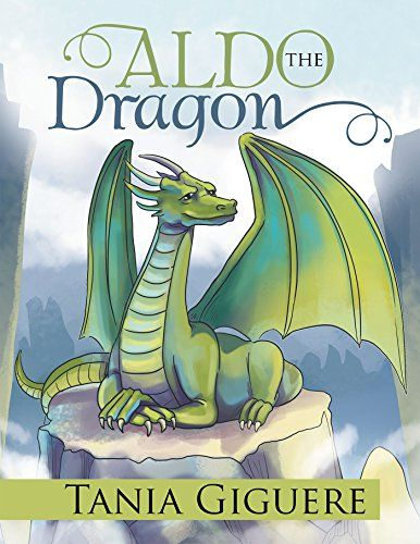 Ald The Dragon fantasy novel Aldo is an old and wise dragon that came to nest upon a rock overlooking a small village.