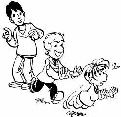 Kleinkind Erziehung,Kleinkind Trotzphase,Körperkontakt Kind,mit den Kindern,mit…