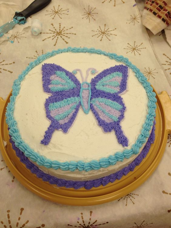 Butterfly cake Janny H. Cakes