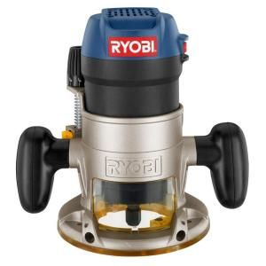 Ryobi Fixed Base Router R163K-R163K at The Home Depot