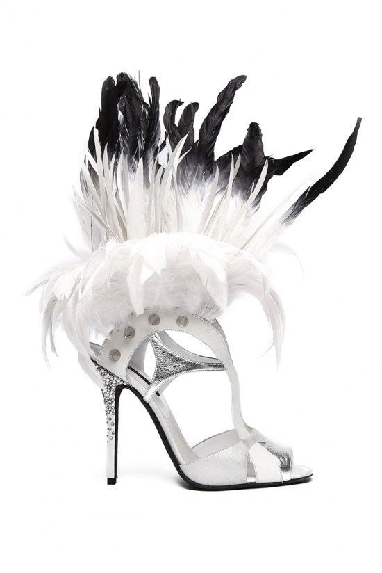 Diego Dolcini 2011   Top des chaussures les plus folles de l'hiver - Blog Chaussures