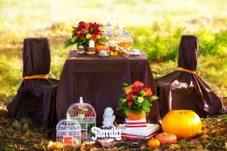 Romantic Autumn Dinner - Photography Wallpaper ID 1851596 - Desktop Nexus Abstract