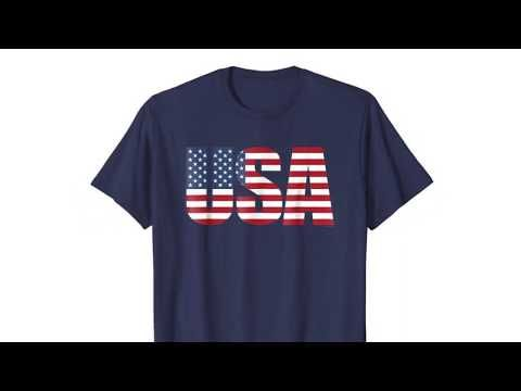 American Flag Shirts Patriotic Shirts Youtube Usa Shirts For Women Men Girls And Boys 4thofjuly American P Usa Shirt Patriotic Shirts Funny Mom Shirts