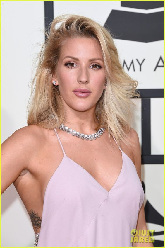 Ellie Goulding is a Pink Goddess at Grammy Awards 2016: Photo #3579365. Ellie Goulding goes for a soft and feminine look while stepping out for the 2016 Grammy Awards held at the Staples Center on Monday (February 15) in Los Angeles.…