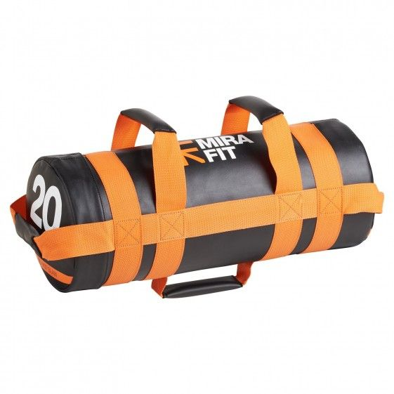Mirafit Sand Filled Power Bag Choice Of Size Heavy Bags Bags Weight Bags