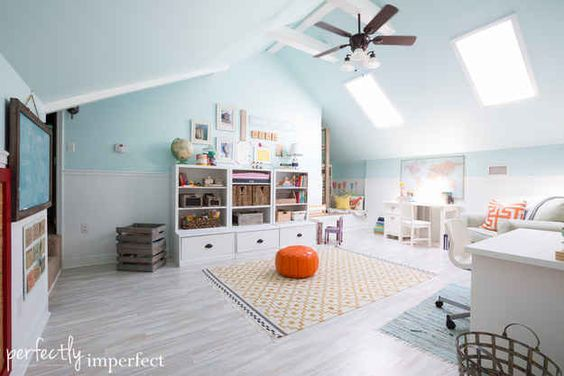 27 Ridiculously Cool Homeschool Rooms That Will Inspire You Homeschool Room Decor And Room Ideas