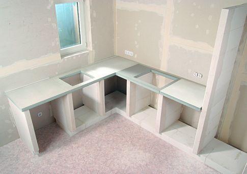 Lowboard selber bauen ytong  Die besten 25+ Küche selber bauen ytong Ideen auf Pinterest ...