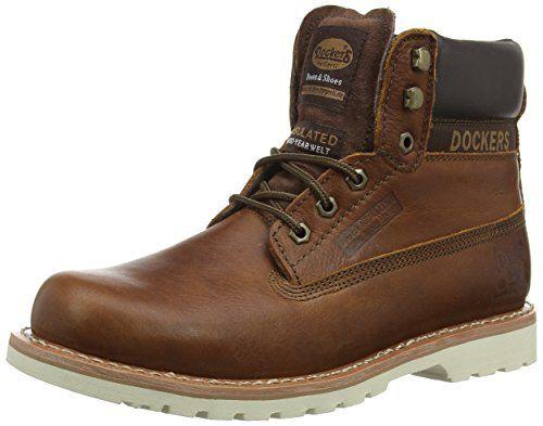 Dockers by Gerli 33CR001-140380, Herren Combat Boots, Bra…