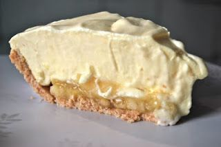 Banana Cream pie: