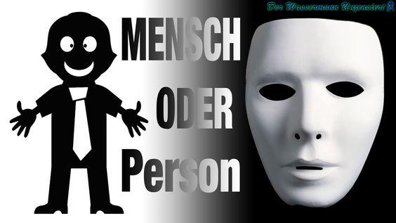 Mensch oder Person - Alexander Wagandt