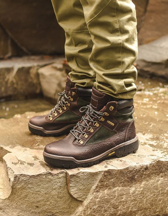 Timberland Field Boot