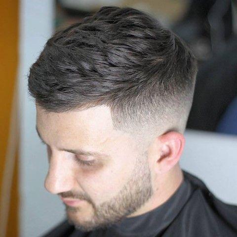 Herren Kurze Haarschnitte 2017 Männer Frisur Kurz