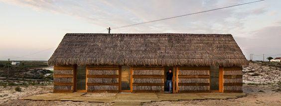Casa na areia: una casa en la playa, literalmente - Volgende halte