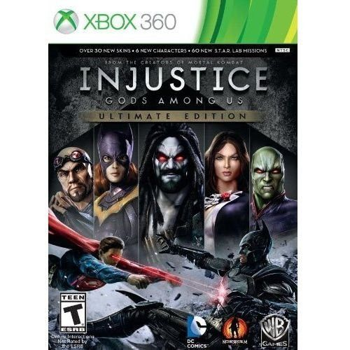 CONDITION: Customer Return Injustice: Gods Among Us Ultimate Edition takes…