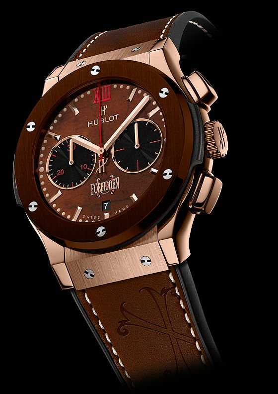"Hublot Classic Fusion ""ForbiddenX"" 