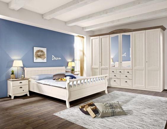 Segmüller-schlafzimmer-Das-Schlafzimmer-mit-der-kühlen-Atmosphäre - schöne farben für schlafzimmer