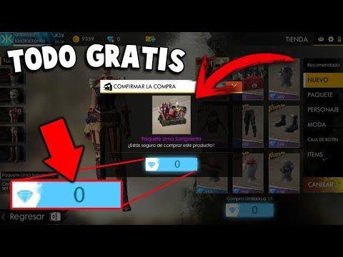 Free Fire Todo Gratis Truco No Hack Sin Diamantes 2018 Free Fire Epic Juegos De Disparos Afiches De Videojuegos Diamantes