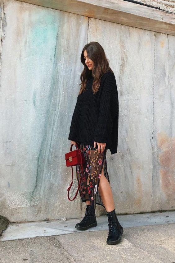 Como usar vestidos no inverno - 4 formas infalíveis e estilosas