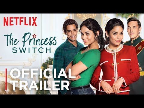 Netflix Just Released The Trailer For Its New Rom Com The Princess Switch And It Has Meghan Markl Christmas Movies Hallmark Channel Christmas Movies Movies