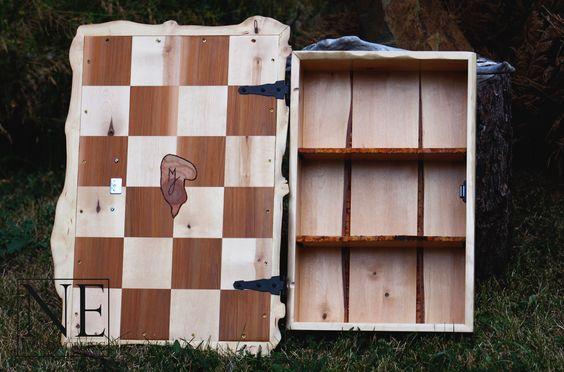 Burl Wall Cabinet. Made from local B.C. Spruce, Birch & Cedar.
