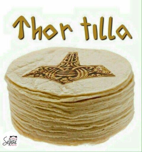 Tortilla vikinga