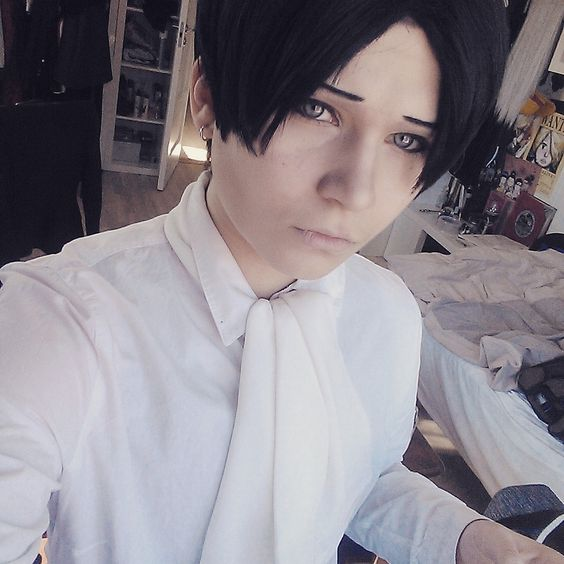 Levi cosplay - Zane Levi Ackerman Cosplay Photo - WorldCosplay