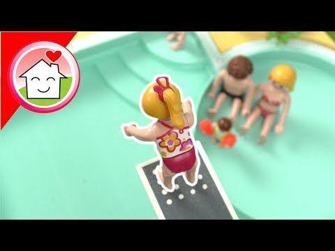 Playmobil Film Deutsch Sprungturm Slackline Und Meer Video Fur Kinder Von Familie Hauser Youtube Filme Deutsch Kinder Videos Filme