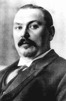 Louis Botha. May 31, 1902