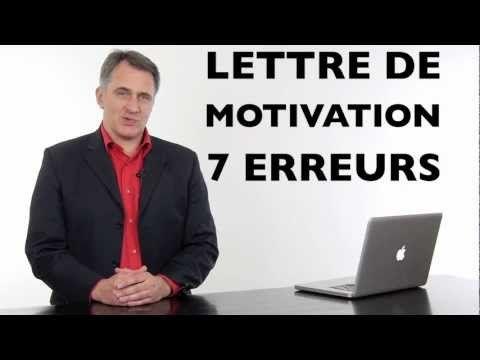 Coach lettre de motivation : exemples types des 7 erreurs à éviter pour écrire sa lettre - Tanmia.tv
