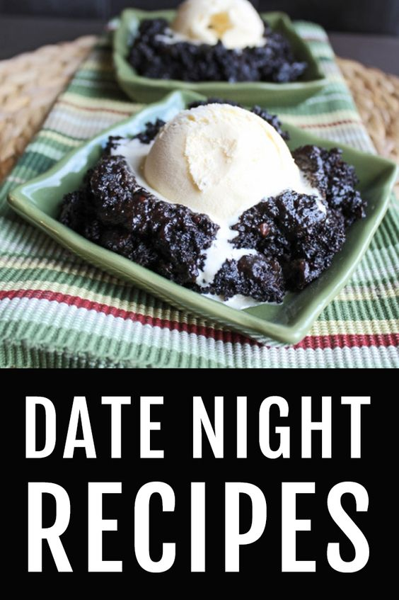 Try out these super easy recipes on your next night in with your bae