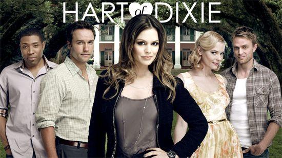 Hart of Dixie.