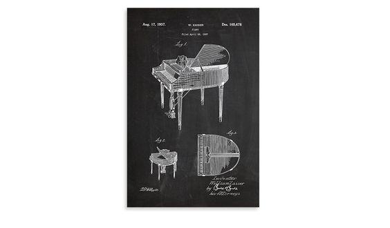 MONOQI | Piano Blueprint