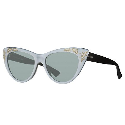 gucci 3806. buy gucci gg 3806/s cat\u0027s eye sunglasses online at johnlewis.com 3806