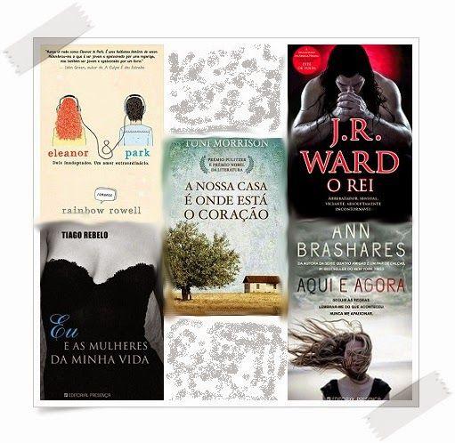 My memories, my world ...: Frases literárias de Março e restantes desafios