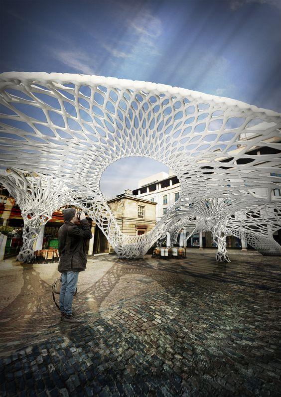 Osteobotic: A Tecnologia Aliada À Arquitetura