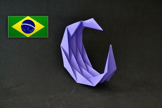 Origami: Lua - Instruções em português PT BR