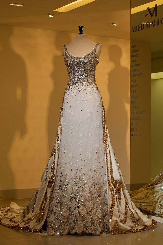 Abed Mahfouz - collection bridal Halima2014     jaglady