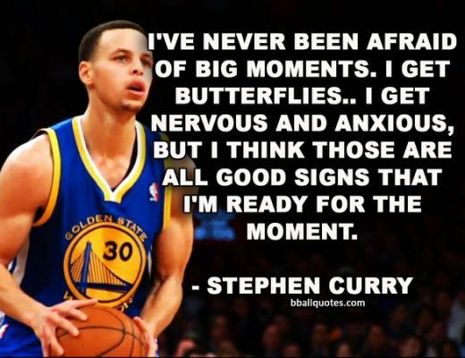Stephen Curry Basketball Quotes | Basketball quotes, Sport ...