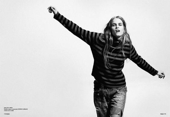 ANDREA MASSARI (Tendencias Magazine Walking Dead Inspired by Kurt...)