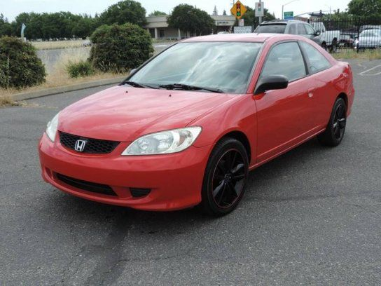 Coupe 2005 Honda Civic Lx Coupe With 2 Door In Modesto Ca 95355 Civic Lx Honda Civic Honda