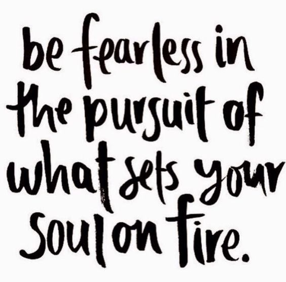 Be Fearless! http://www.facebook.com/livelovereikiandreadings Intuitive Tarot Guidance and Inspiration.....Reiki