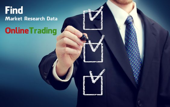 How One Can Find Market Research Data for Online Trading  #BusinessTips #OnlineTrading